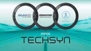 Bridgestone lanza Techsyn, nueva tecnología para neumáticos de larga duración