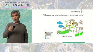 Alejandro Nicieza en un momento de su intervención en el workshop