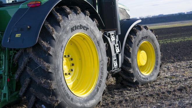 Nueva gama Kleber Topker IF para tractores de alta potencia