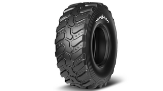 Nueva gama de neumáticos Maxam para vehículos agrícolas, industriales y de construcción