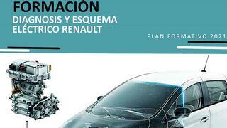Nueva formación de Vagindauto en diagnosis y esquema eléctrico de Renault para mecánicos