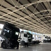 Mercedes-Benz Trucks cuenta con un nuevo centro de servicio en Valencia
