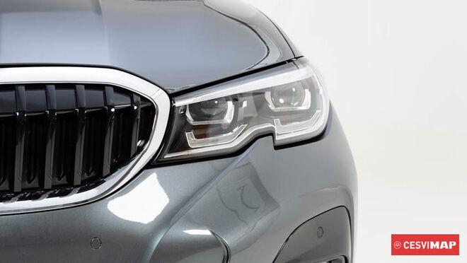 Particularidades del desmontaje del frente de un BMW Serie 3