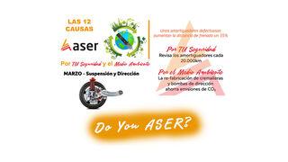 """Suspensión y dirección, protagonistas de la """"causa Aser"""" de marzo"""
