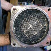 Cómo limpiar el filtro de partículas: métodos de reparación