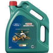 Nueva gama de lubricantes Ford-Castrol Magnatec de venta exclusiva en concesionarios Ford