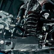 Futuro de los amortiguadores: recuperar la energía producida en cada bache o curva