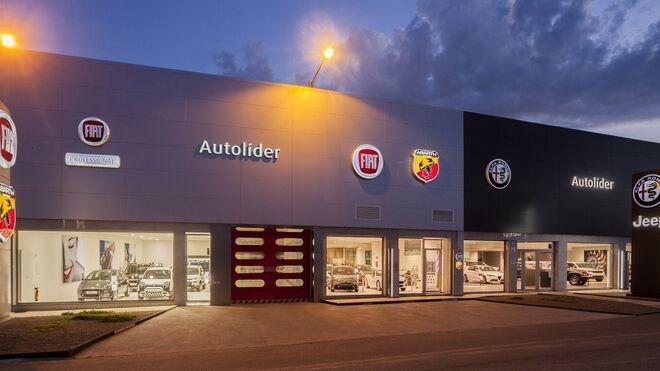 El concesionario Autolíder, premio Customer First a la Excelencia de Fiat Chrysler Automobiles