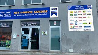 Recambios Gredos, primera tienda abanderada de Rec-Dealer