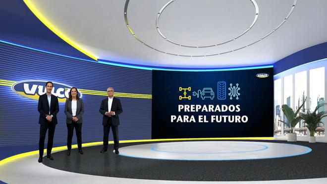 Vulco presentó las novedades de 2021 en su primera reunión digital anual