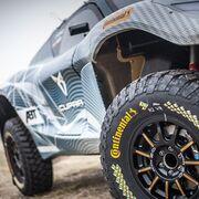 Todos los equipos de la Extreme E montarán neumáticos Continental CrossContact