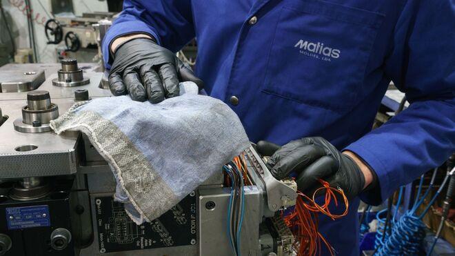 El servicio de alquiler de paños de limpieza Mewa acompaña a la Industria 4.0