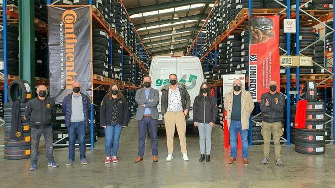 Galaico Asturiana de Neumáticos fortalece su equipo y aumenta inversiones