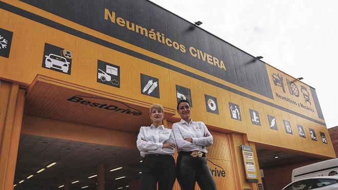 BestDrive respalda al nuevo taller de Neumáticos Civera en Torrent (Valencia)