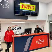Neumáticos Soledad inaugura taller FixCar en Lugo