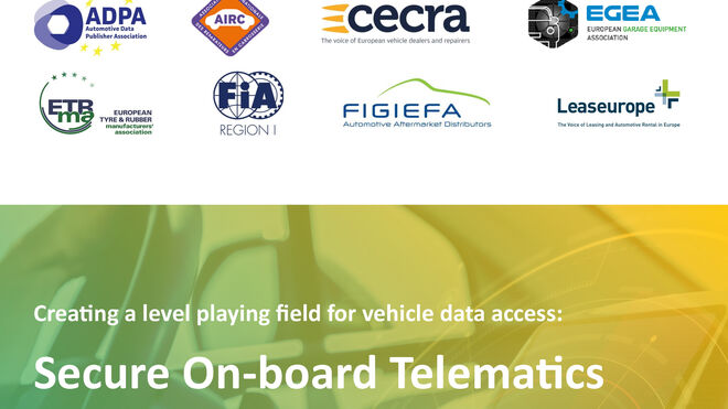 Cetraa se adhiere a la propuesta para el libre acceso a los datos del vehículo