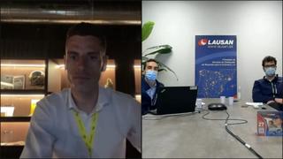 Lausan y Hella forman en diagnosis de eléctricos e híbridos en el primer webinar de 2021