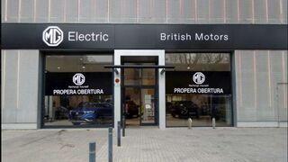 Quadis incorpora a MG e inaugura sus dos primeros concesionarios en Barcelona