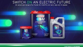 Nace Castrol On, la nueva marca de fluidos para vehículos eléctricos de Castrol
