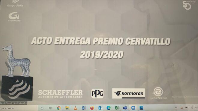 PPG, Schaeffler Iberia, Autotecnic y Kormoran, premios Cervatillo del Recambio