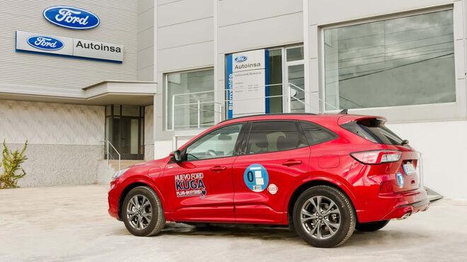 Autoinsa estrena concesionario Ford en Segovia