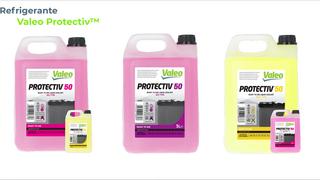 Valeo suma dos nuevos refrigerantes líquidos a su gama Protectiv 50