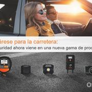 Prepárese para la carretera con las 5 nuevas categorías de productos de Osram