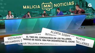 """Malestar en los talleres gallegos por un ataque """"gratuito"""" de la televisión regional"""