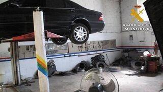 Clausurado un taller ilegal en Albacete de un mecánico reincidente