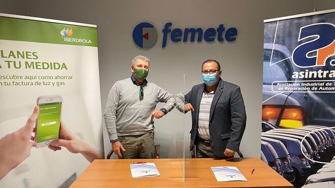Acuerdo entre Asintra e Iberdrola para fomentar la movilidad eléctrica en Tenerife
