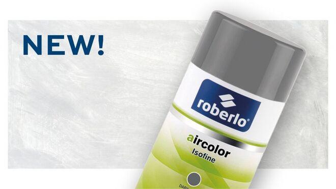 Isofine y 99% Zinc Primer, los nuevos aerosoles de la gama Aircolors de Roberlo