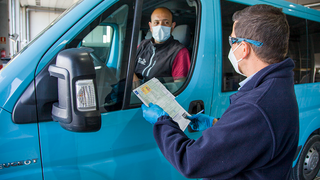 Aeca-ITV pone el foco de atención en la siniestralidad de las furgonetas