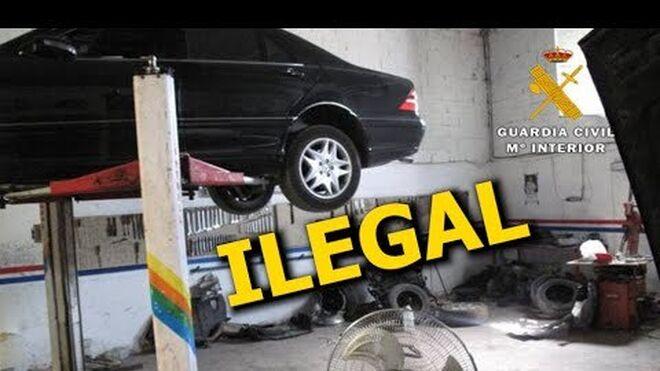 Talleres ilegales: seis motivos por los que son un problema para el sector