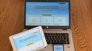 Autodemiaonline.com, nueva plataforma de formación 100% online para talleres