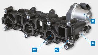 Causas y soluciones  a problemas del servomotor eléctrico después del montaje