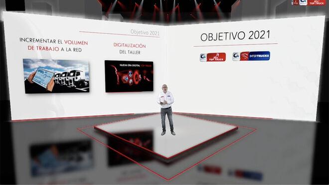Top Truck despliega un plan de dinamización de la red que incluye formación