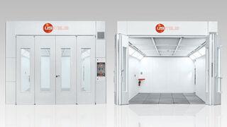 La cabina de pintura en el taller: relevancia, tipos y características
