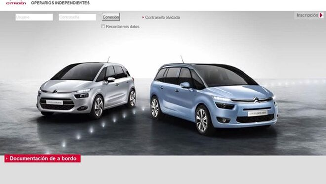 Citroën Service para operarios independientes