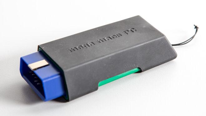 Dispositivo para realizar PassThru