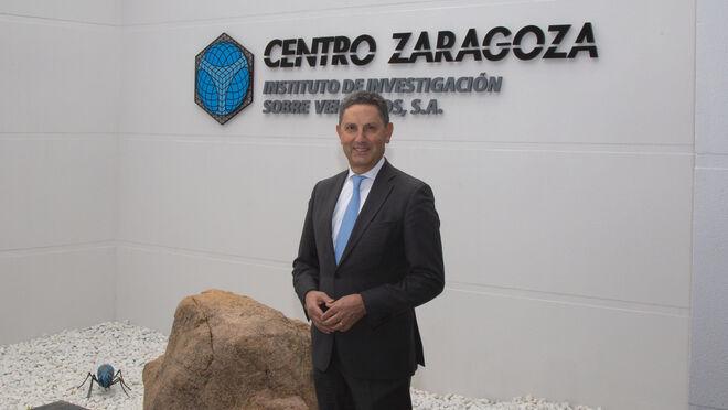 Ramón Nadal, nuevo presidente del consejo de administración de Centro Zaragoza