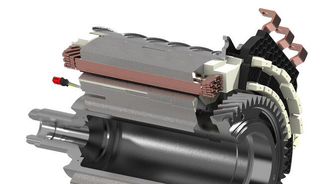 Schaeffler suministrará motores eléctricos en 2023 y módulos híbridos en 2024 para camiones