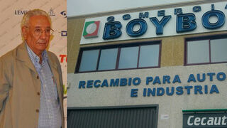 Fallece José Romero, fundador de Comercial Boybor y Rodamotor