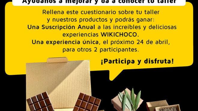 Road House sortea entre talleres una suscripción anual a experiencias Wikichoco