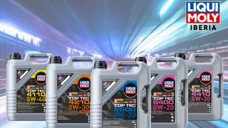 Liqui Moly amplía su gama Top Tec de aceites de motor con cinco novedades