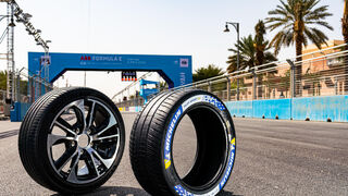 Pilot Sport EV, el primer neumático de Michelin para vehículos deportivos eléctricos