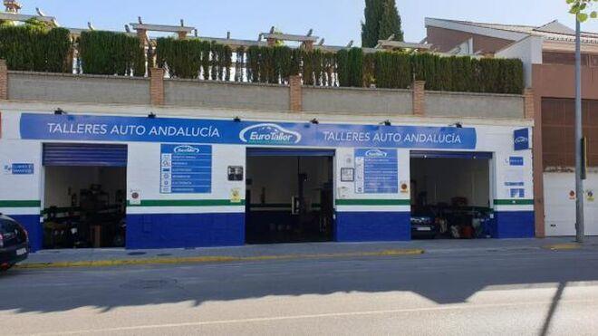¿Cuáles son las redes de talleres con mayor presencia en Andalucía?