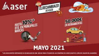 La campaña que da descuentos y regalos sólo por comprar a algún socio del Grupo ASER