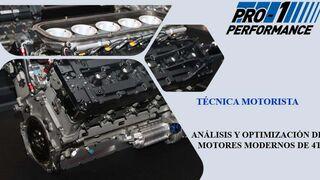 Nuevo curso de Pro-1 Performance sobre técnica y optimización de motores modernos de 4T