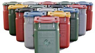 Mewa compra RS Kunststoff, fabricante de sus contenedores de seguridad SaCon