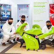 Axalta vuelve a patrocinar al equipo Wolfast Uniovi en la competición MotoStudent 2021